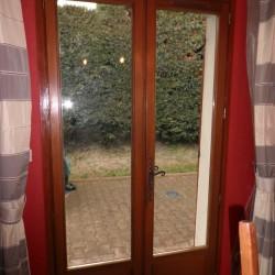 Isolation thermique des parois vitrées