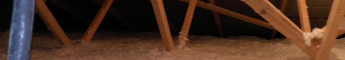 Isolation thermique des combles